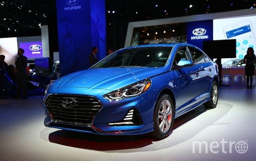 Hyundai Sonata. Фото Getty