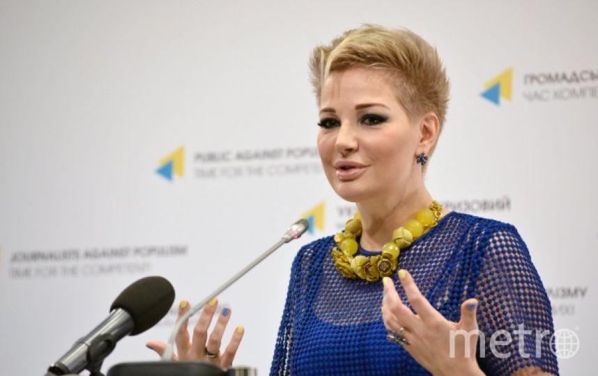 Мария Максакова. Фото РИА Новости