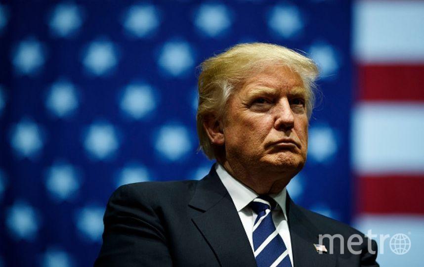 Президент США Дональд Трамп. Фото Getty