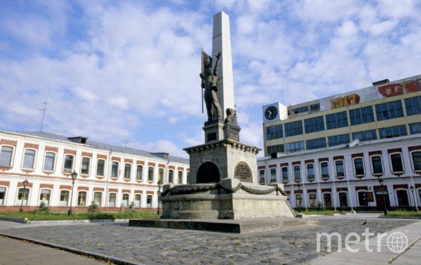 Орехово-Зуево. Фото РИА Новости