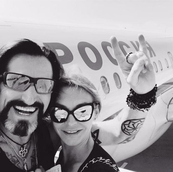 Джигурда и Анисина отпраздновали 10 лет со дня встречи. Фото Скриншот/Instagram: instadzhigurda