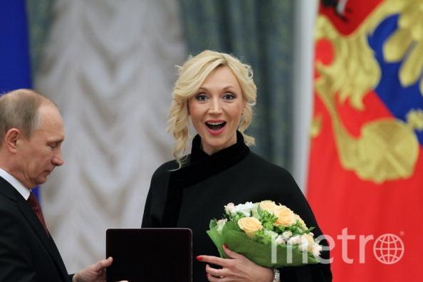 Кристина Орбакайте. Фото Getty