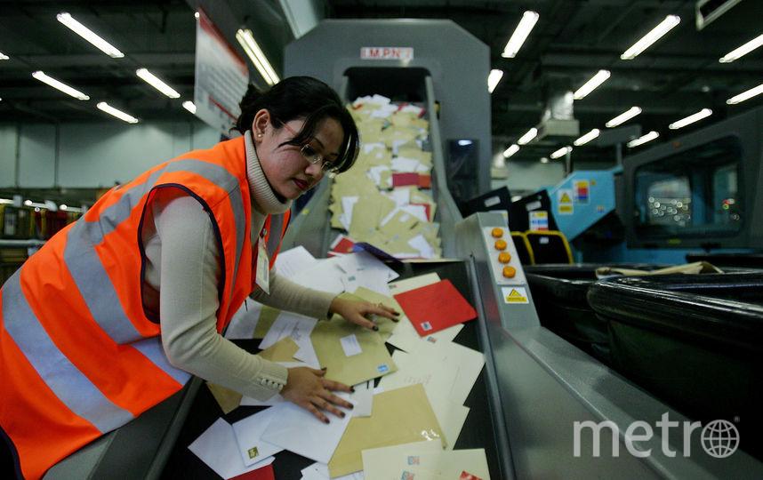 ВМурманске эвакуировали цех «Почты России» из-за «тикающей» посылки