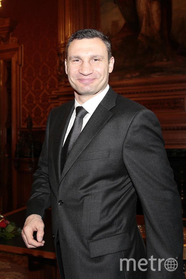 Мэр Киева Виталий Кличко. Фото Getty