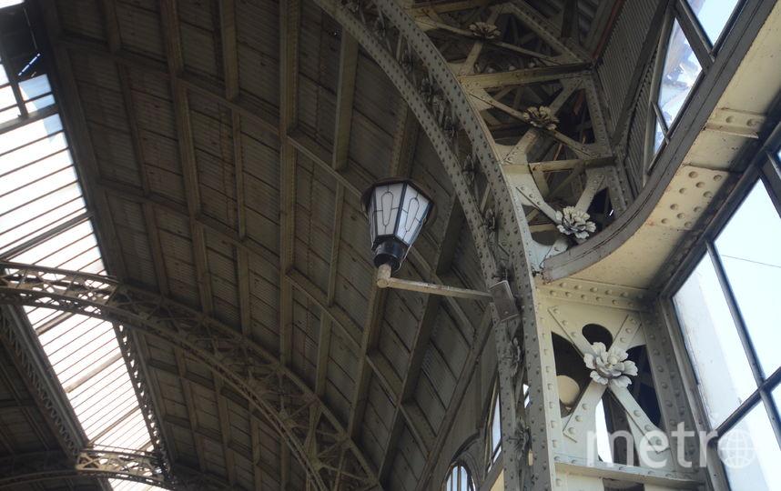 Витебский вокзал отреставрируют к Чемпионату мира по футболу. Фото Автор - Елена Пальм.