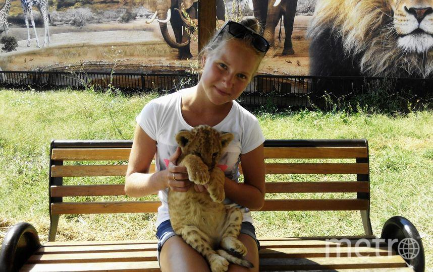 Маша Зубарева, акробатка-активистка. Фото предоставила Мария Зубарева