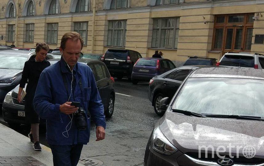 Файнс в Петербурге. Фото instagram.com/grettaschneider