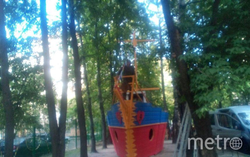"""Новый корабль планируют назвать в честь школы. Фото Андрей Сальников., """"Metro"""""""