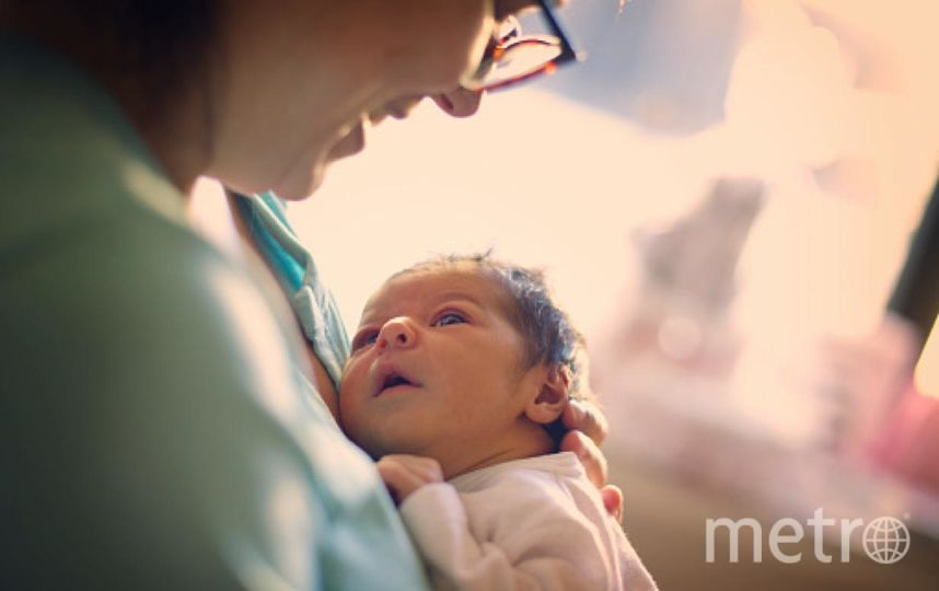 В Америке новорождённой девочке родители вкалывали наркотики. Фото Getty