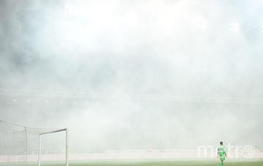 Вратарь Игорь Акинфеев. Фото Getty