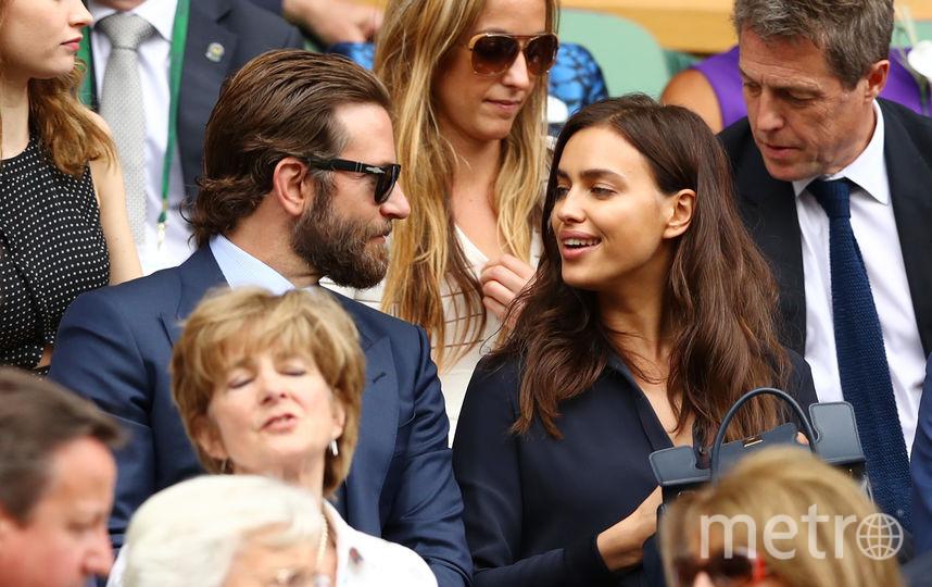 СМИ: Брэдли Купер не проводит время с Ириной Шейк и дочерью. Фото Getty