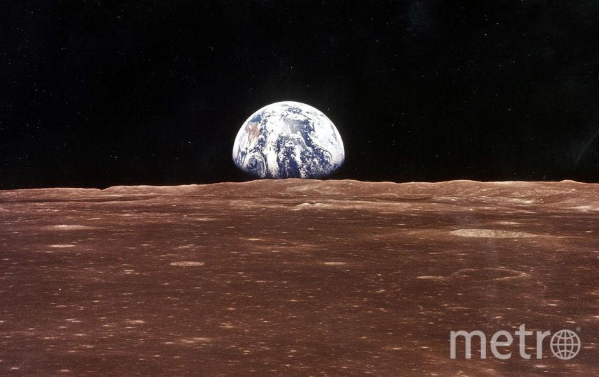 В недрах Луны обнаружили большие запасы воды. Фото Getty