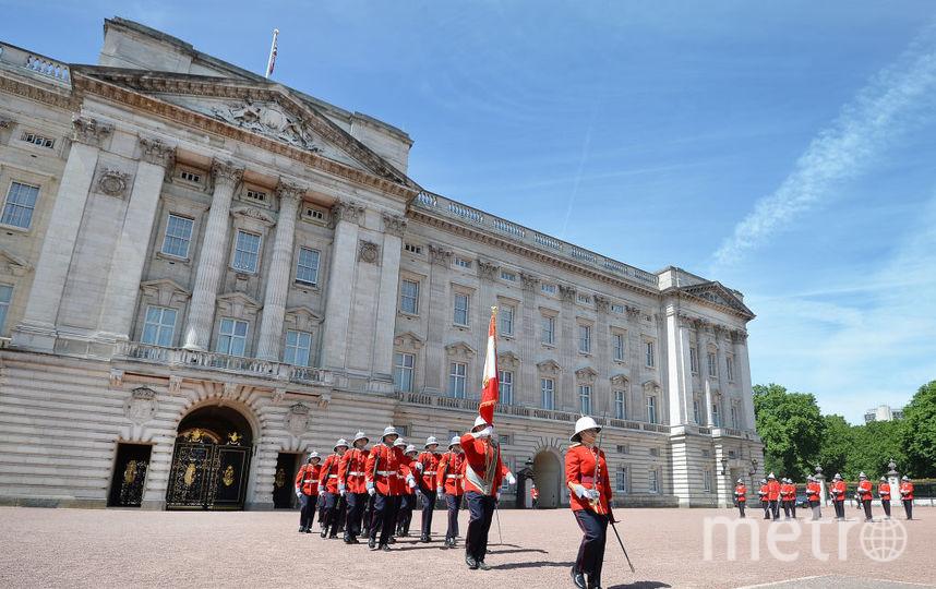 Букингемский дворец. Фото Getty