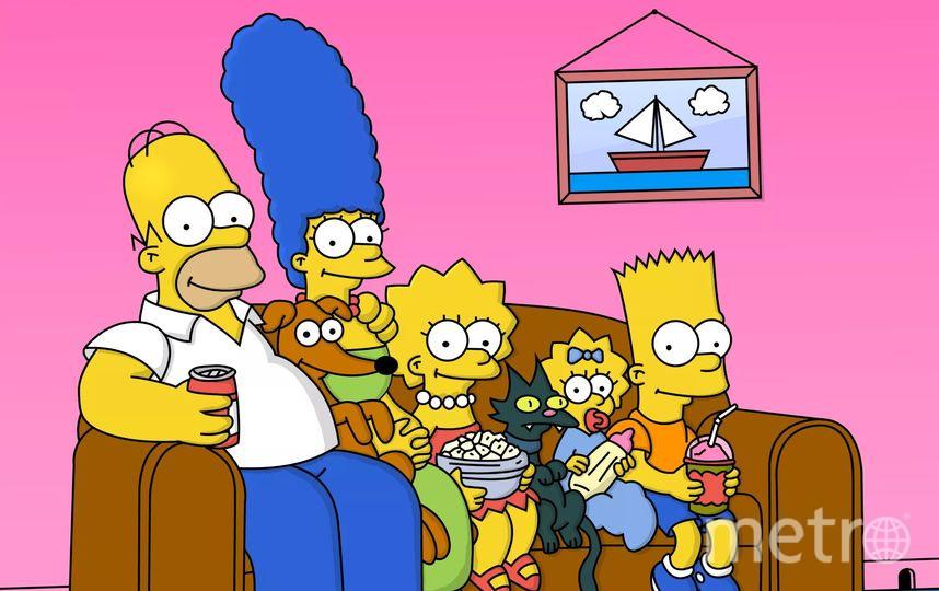 """Создатель """"Симпсонов"""" выпустит мультфильм о пьющей принцессе. Фото Все - скриншот YouTube"""
