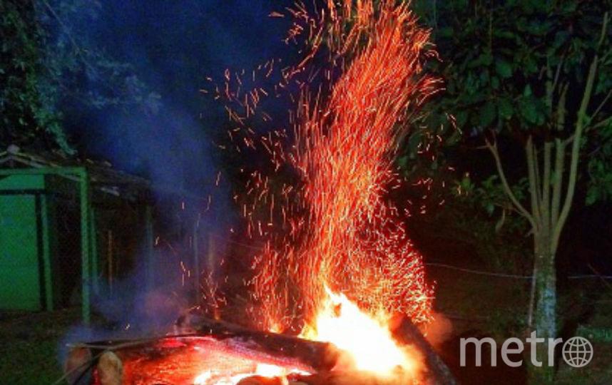 В Саратовской области в сарае сгорел мальчик - туда его заперла мать. Фото Getty