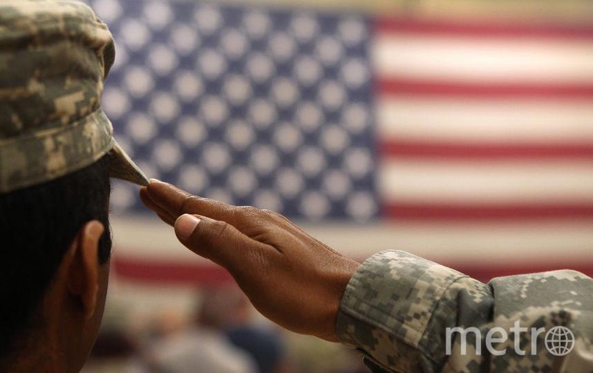 Армия США. Фото Getty