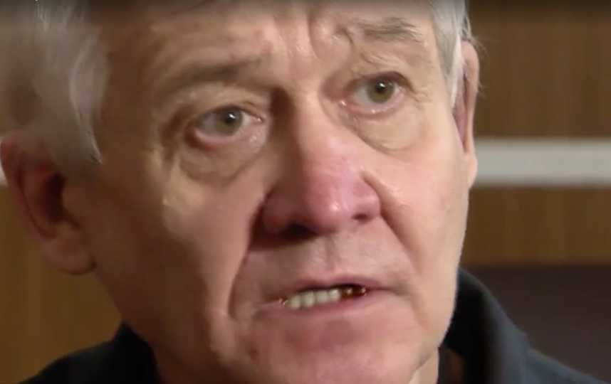 Сергей Ткач. Скриншот из видео. Фото Скриншот Youtube