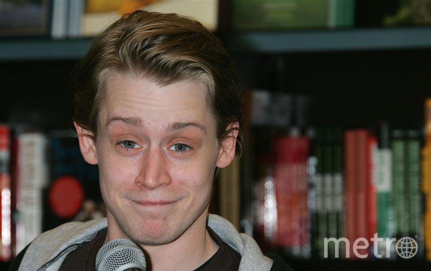 Маколей Калкин в юном возрасте. Фото Getty
