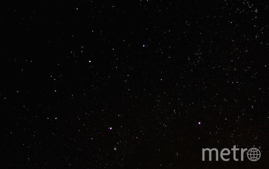Ночное небо. Фото Getty