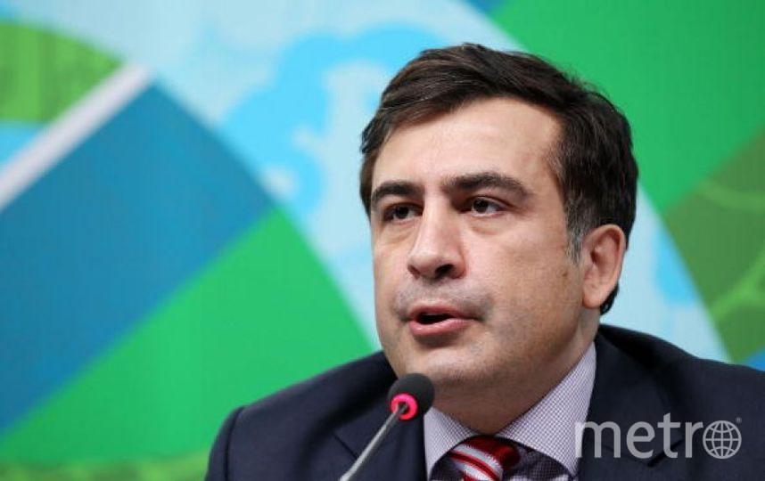 Михаил Саакашвили. Фото Getty