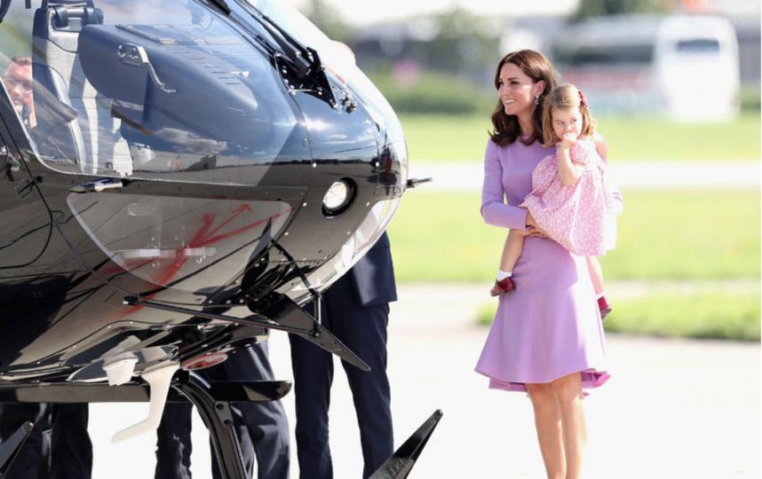 Британские СМИ подсчитали стоимость нарядов Кейт Миддлтон во время тура. Фото Getty