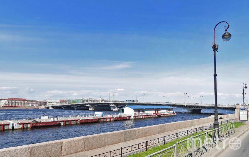 Дневная разводка мостов сбила навигаторы вПетербурге