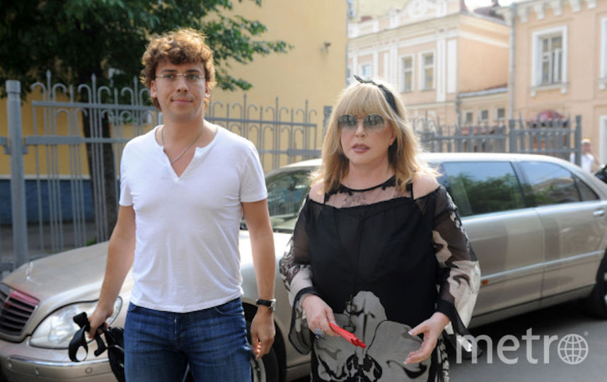 Алла Пугачёва и Максим Галкин. Фото РИА Новости