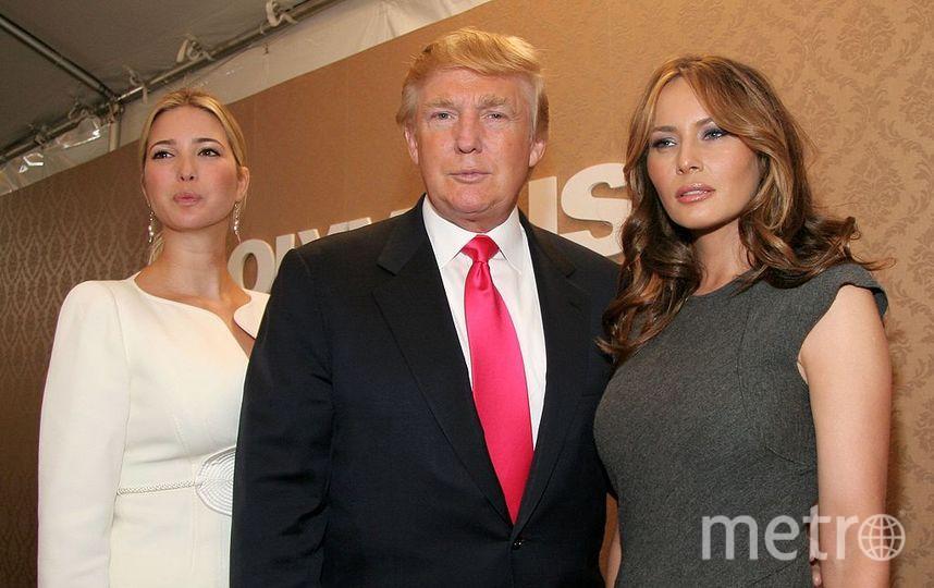 Меланья иИванка Трамп попали втоп-50 самых красивых политиков