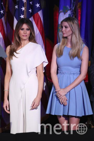 Мелания и Иванка Трамп. Фото Getty