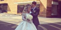 Появились первые фото со свадьбы Преснякова