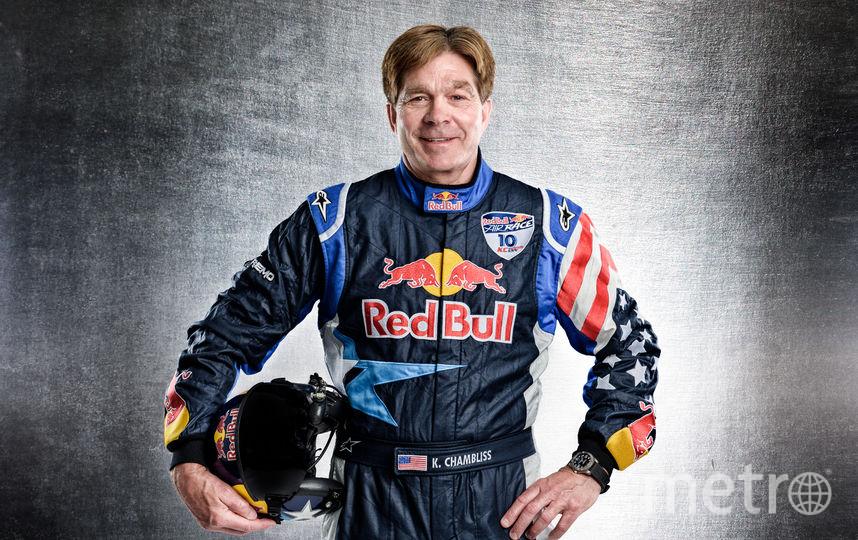 57-летний пилот из США Кирби Чемблисс стал победителем казанского этапа. Фото redbullcontentpool.com