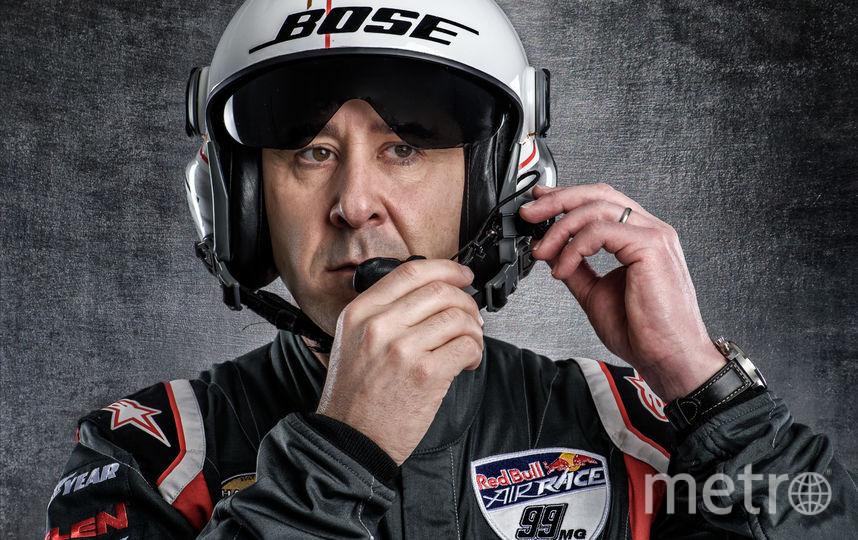 Американец Майкл Гулиан занял в Казани третье место. Фото redbullcontentpool.com