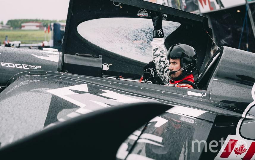 Голландец Пит Маклауд стал в Казани вторым. Фото redbullcontentpool.com