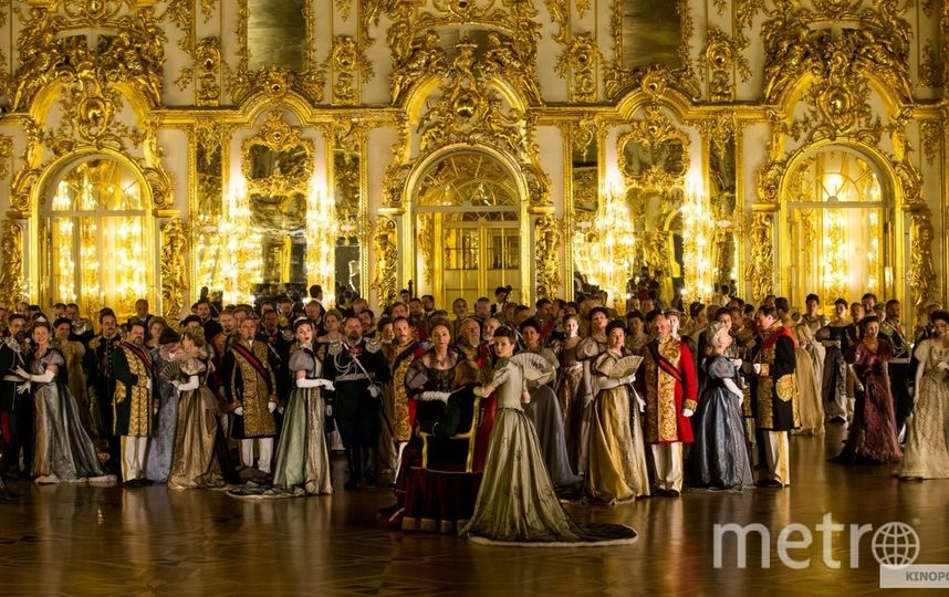 Кадры из фильма Матильда. Фото kinopoisk.ru