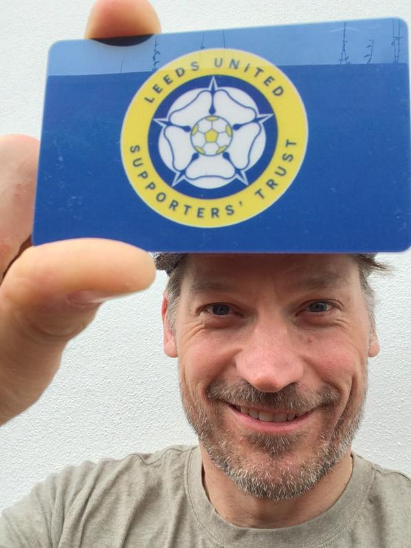 """4. Николай Костер-Вальдау, """"Лидс Юнайтед"""". Фото instagram @nikolajwilliamcw"""