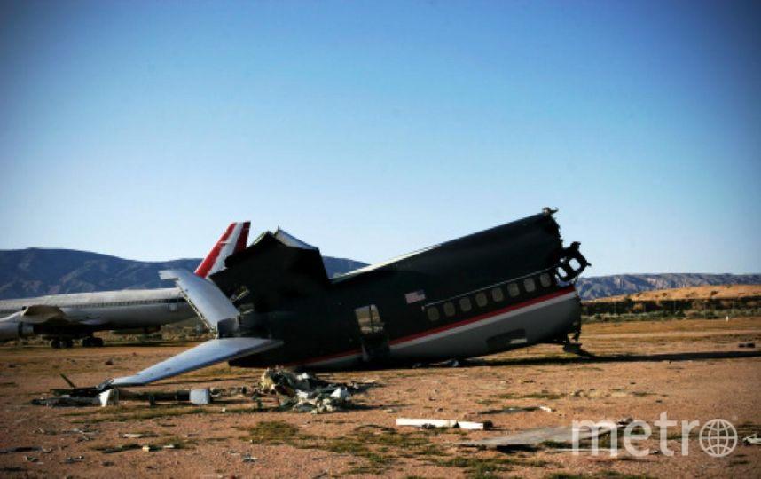 В Абхазии трое туристов разбились на самолете. Фото Getty