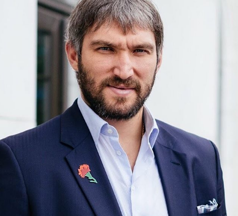Александр Овечкин - фотоархив.