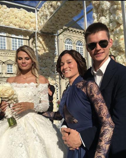 Фото гостей на свадьбе преснякова никиты