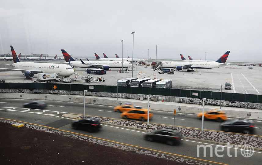 Самолёты в аэропорту (архивное фото). Фото Getty