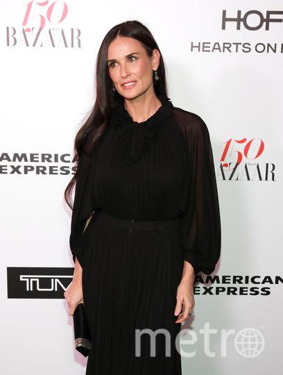 СМИ: 54-летняя Деми Мур снова станет мамой. Фото Getty
