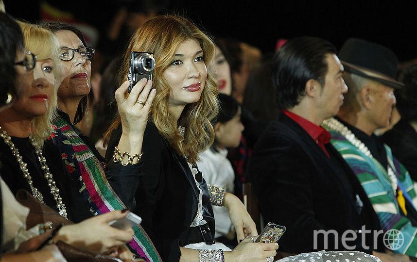 Гульнара Каримова. Фото Getty