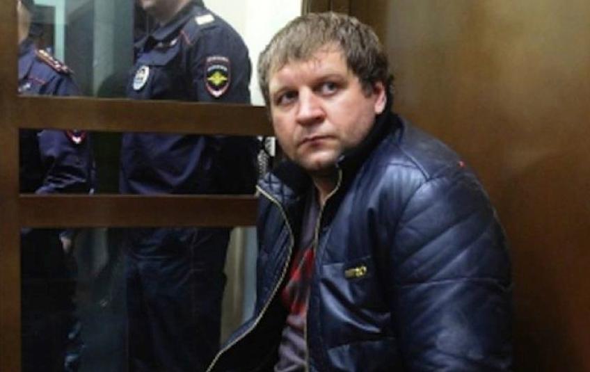 Александр Емельяненко. Фото РИА Новости