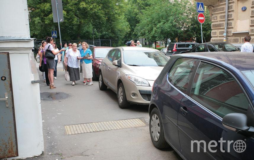 """Картой """"Тройка"""" можно будет оплатить парковку в Москве. Фото Василий Кузьмичёнок, """"Metro"""""""