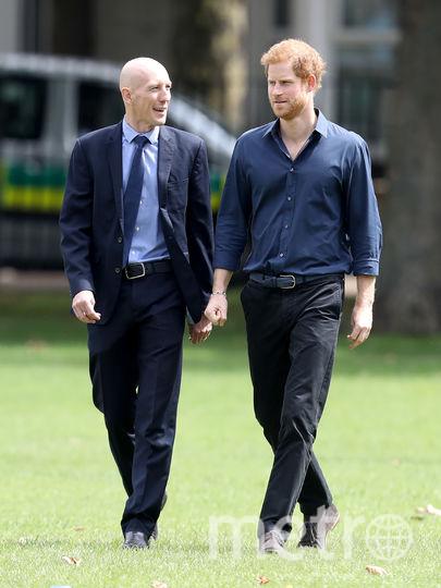 Принц Гарри посетил праздник Fit and Fed: Самые яркие фото. Фото Getty