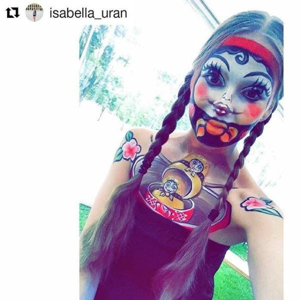 Скриншот instagram.