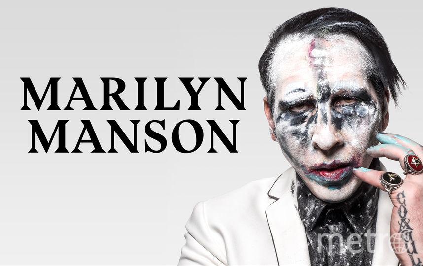 Marilyn Manson. Фото официальный сайты мероприятий, предоставлены организаторами, Instagram