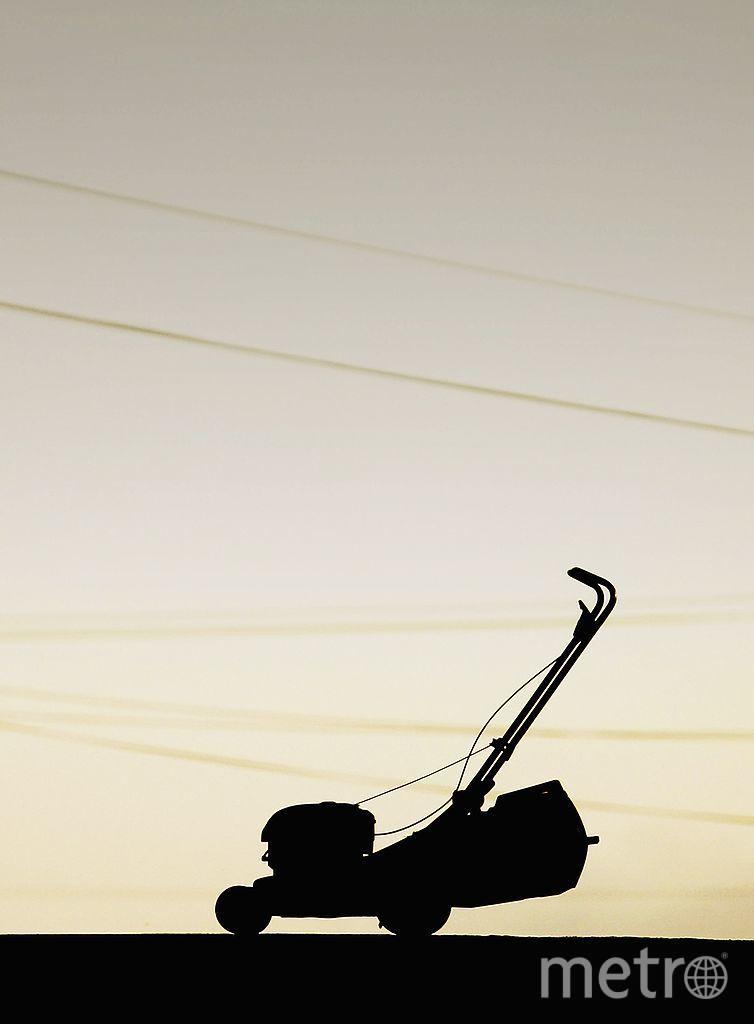 Газонокосилка. Фото Getty