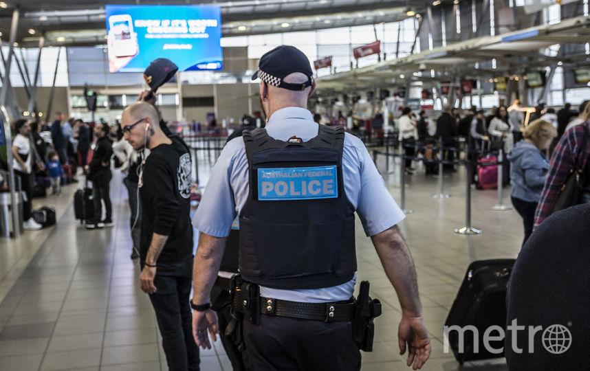 В Австралии предотвратили теракт на борту самолета. Фото Getty