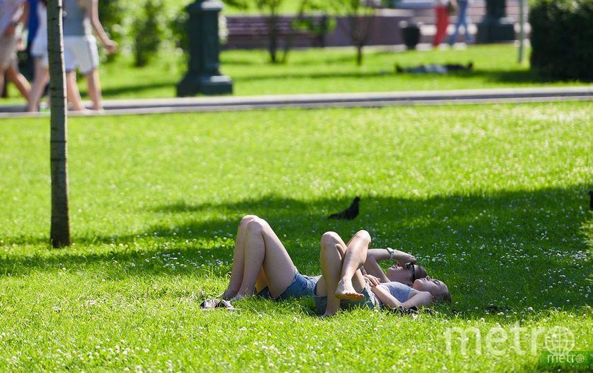 """Синоптики рассказали, когда в Москву вернётся тридцатиградусная жара. Фото Василий Кузьмичёнок, """"Metro"""""""