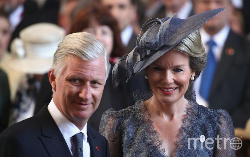 Король и королева Бельгии. Фото Getty